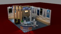 Special Custom Exhibition Stand